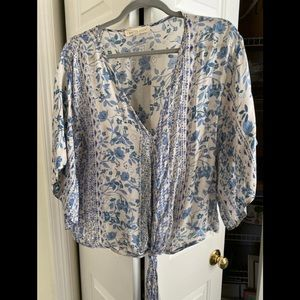 Lovestitch blouse small